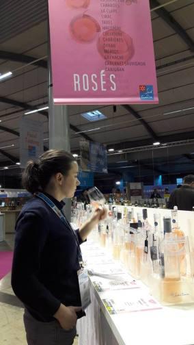 Dégustations vins Vinisud Montpellier et Millésime Bio Marseille